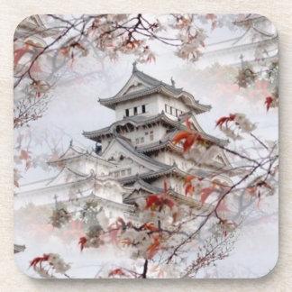 Asian Temple Coaster