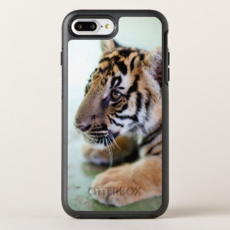 Asian Tiger OtterBox Symmetry iPhone 7 Plus Case
