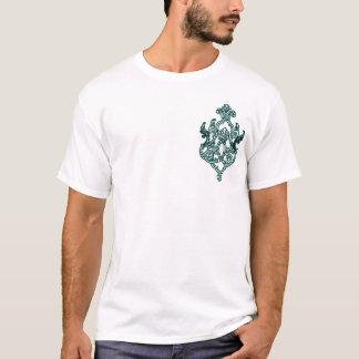 ASIAN TRIBAL TATTOO DESIGN BUDDHIST HINDU T-Shirt