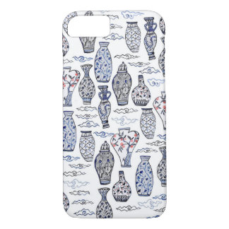 Asian vases iPhone 7 case