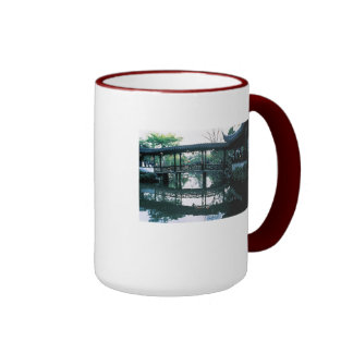 Asian view coffee mug