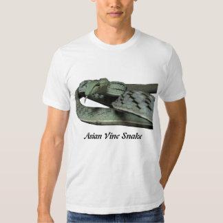 Asian Vine Snake American Apparel T Tee Shirt