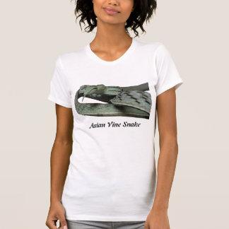 Asian Vine Snake Ladies Tank Top