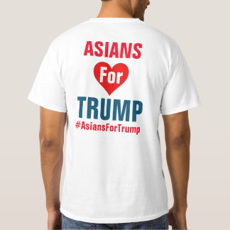 Asians For Trump T-Shirt