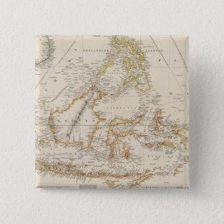 Asiatic Archipelago 15 Cm Square Badge