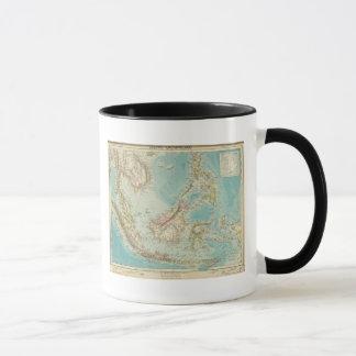 Asiatic Archipelago 2 Mug