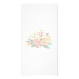 Asiatic Lilies and Stephanotis Photo Cards
