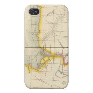 Asiatic Russia, Asia 10 iPhone 4/4S Cases