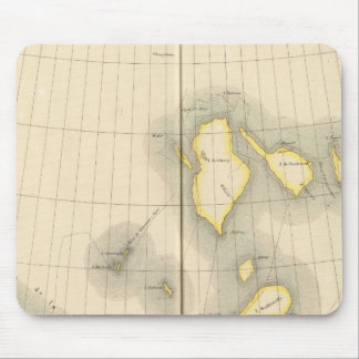 Asiatic Russia, Asia 4 Mouse Pad