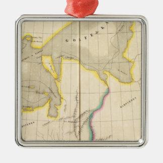 Asiatic Russia, Asia 5 Christmas Ornament