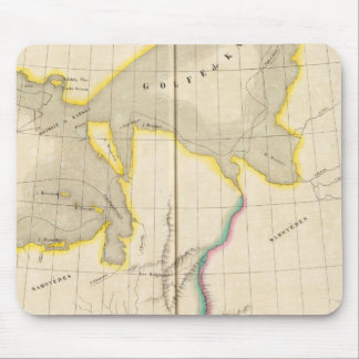 Asiatic Russia, Asia 5 Mouse Pad