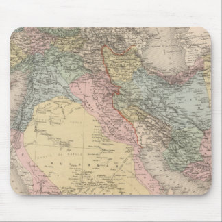 Asiatic Turkey and Persia Mouse Mat