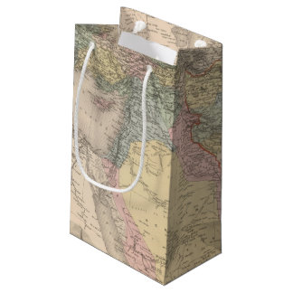 Asiatic Turkey and Persia Small Gift Bag