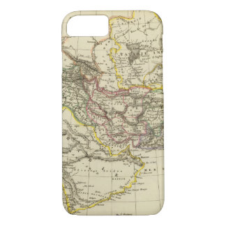 Asiatic Turkey, Persia, Afghanistan iPhone 7 Case