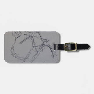 Asiatic World for China s Economy Travel Bag Tag