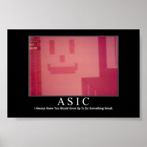 ASIC Motivation Poster