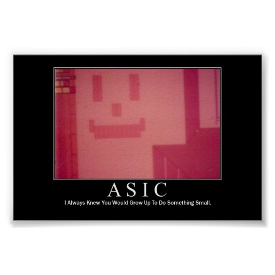 ASIC Motivation Poster