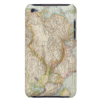 Asien - Map of Asia iPod Touch Cases