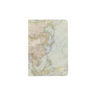 Asien - Map of Asia Passport Holder