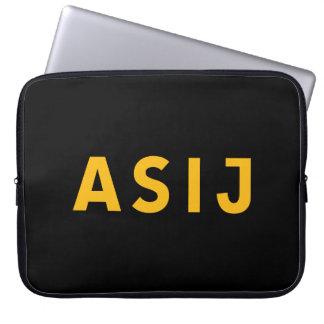 ASIJ Neoprene Laptop Sleeve