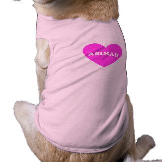 Asimah Doggie Shirt