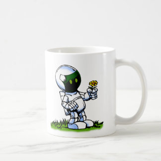 asimo-robot coffee mug