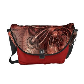 Asimov1 Rickshaw Messenger Bag