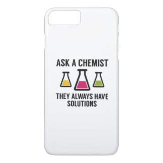 Ask A Chemist iPhone 7 Plus Case
