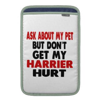 Ask About my Harrier MacBook Sleeves