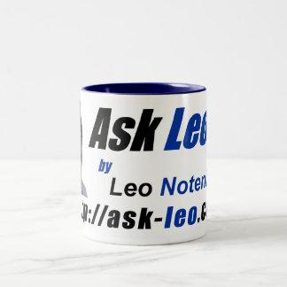 Ask Leo! Mug