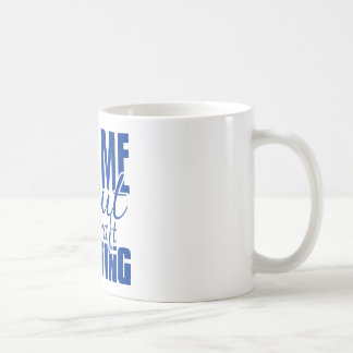Ask Me About Aircraft Spotting Basic White Mug