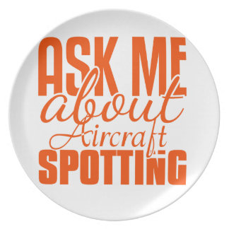 Ask Me About Aircraft Spotting Plates