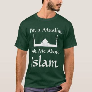 Ask Me About Islam 2.0 T-Shirt