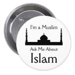 Ask Me About Islam Badge