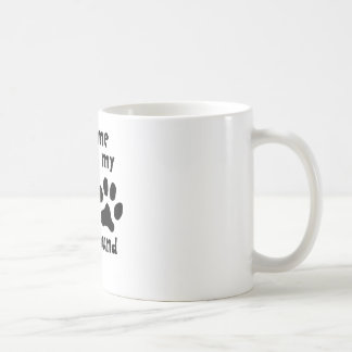 Ask Me About My Greyhound Coffee Mug
