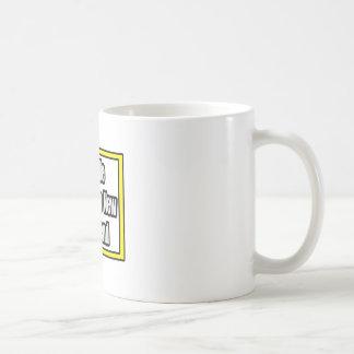 Ask Me About My New Girlfriend Basic White Mug
