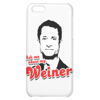 Ask me about my Weiner iPhone 5C Case