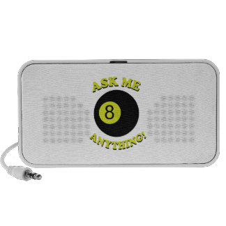 Ask Me Anything Portable Speaker