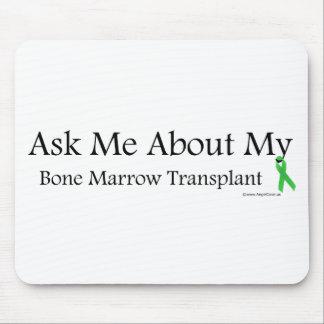 Ask Me Bone Marrow Mousepad
