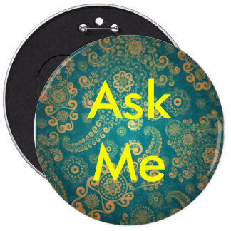 Ask Me Button for Meetings Business School etc
