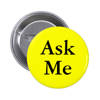 Ask me buttons for questions at your event