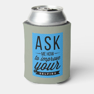 Ask me how ... skincare consultant cozie can cooler