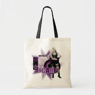 Ask Me If I Care - Budget Tote