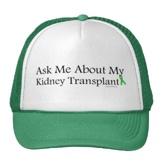 Ask Me Kidney Cap