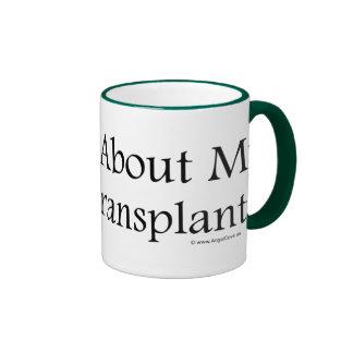 Ask Me Kidney Coffee Mug
