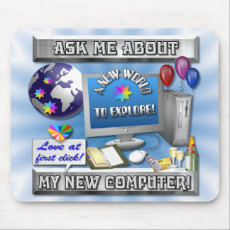 ASK ME!   ~ Mousepad