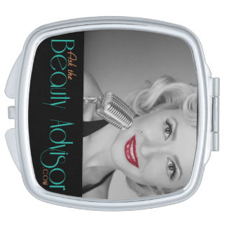 Ask The Beauty Advisor compact Mirror For Makeup