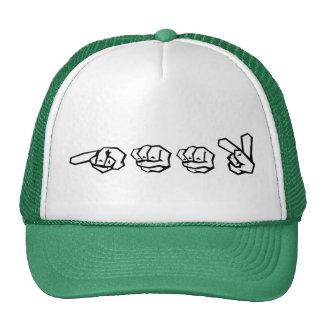 ASL Geek Hats