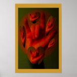 ASL Hands of Love Poster