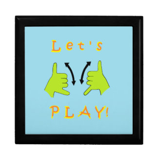ASL Let's PLAY! Gift Box